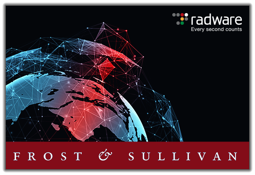 Frost and Sullivan - Radware Award